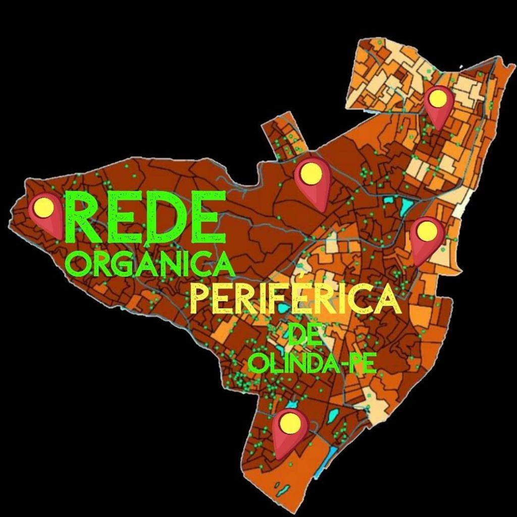 Rede Orgânca Periférica de Olinda